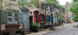 Philadelphia Row Houses - simple feng shui tips for your philly row home philadelphia
