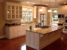 wood cabinets with glass doors brown textured wood cabinet combine black countertop u003d frosted