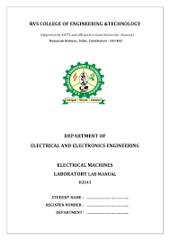 269010454 electrical machines lab manual for petrochemaical