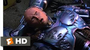 robocop electrocutes himself youtube robocop 2 4 11 movie clip one of us must die 1990 hd youtube