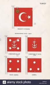 Admirals Flag Turkey Navy Flags President U0027s Standard Commander Admiral Old