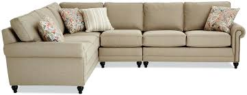 Track Arm Sofa Broyhill Medici Sectional Sofa With Track Arm Price 11664 Gallery