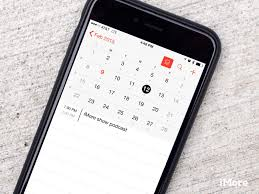 How Many Weeks In A Year How To Enable Week Numbers In Calendar For Iphone And Ipad Imore