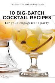 cocktails party ideas for any occasion and no occasion at all by