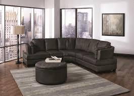 Cuddler Sofa Sectional Furniture Denim Sectional Left Facing Chaise Sectional Denim