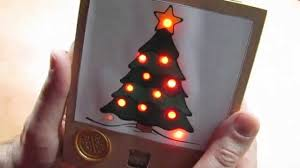 diy arduino christmas tree youtube
