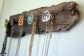 Decorative Driftwood For Homes by Visibly Moved Diy Necklace Holder