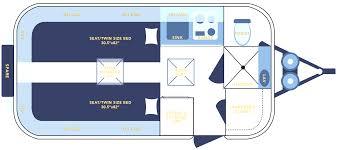 casita trailer floor plans evolveyourimage