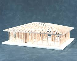 alt build blog building a well house 4 framing the hip roof