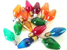 fabulously retro vintage c7 christmas tree lights for your