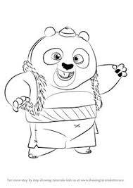 po legendary dragon warrior kung fu panda 3 movie