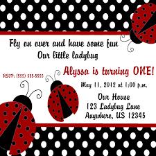 floating ladybug nursery mobile blackred decor baby shower gift on