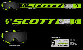 scott prospect motocross goggle bca sam rodger u0027s design portfolio 2016 scott pro circuit monster