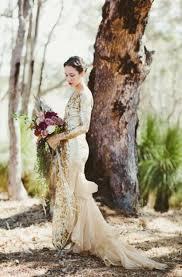 gold wedding dress 23 fabulous gold wedding dresses weddingomania