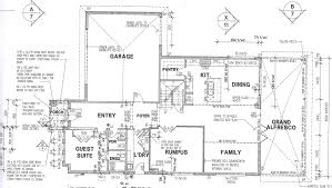 Porter Davis Homes Floor Plans Ground Floor Plan Construction Drawing Our Porter Davis Wembley