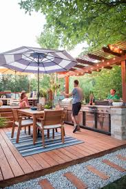 outdoor patio and kitchen kitchen decor design ideas
