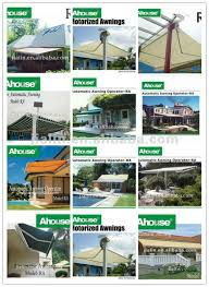 Retractable Awning Accessories Motorised Retractable Awning Retractable Awning Accessories Buy