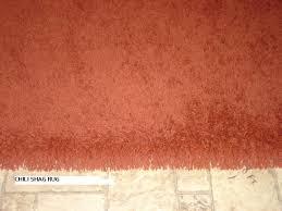 Burnt Orange Shag Rug Sansom Shag Rugs