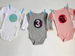 how to add fabric numbers appliques onto a onesie how tos diy
