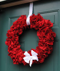 How To Make Wreaths How To Make A Burlap Wreath 30 Diy Tutorials Guide Patterns