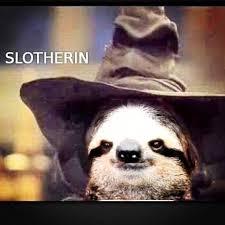 Sexy Sloth Meme - sexy sloths on twitter slotherin sloth sloths slothlife