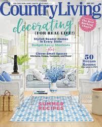 country living magazine subscription discount magazines com