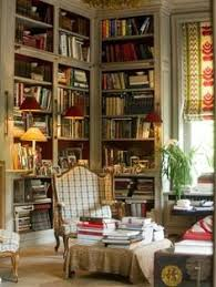 9 vintage inspired home libraries to envy book collection books