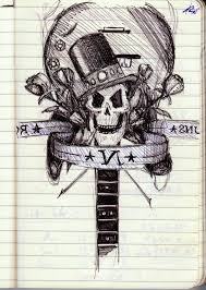guns n roses tattoo designs cool tattoos bonbaden
