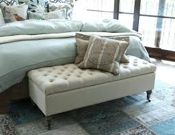 bed bench storage end of bed bench storage tufted storage bench also coat bench