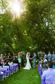 a backyard wedding in kaysville for c j and red dav d photography