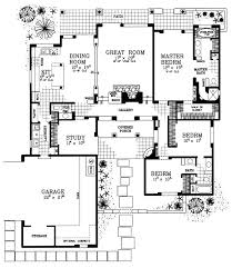 house plans with covered porch great covered patio home plan 81394w architectural designs