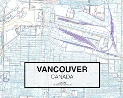 Vancouver Canada Map by Download Vancouver Dwg Mapacad