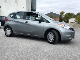 2014 Nissan Versa Note For Sale In Canmore Alberta T1w 1l4