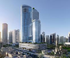 mumbai developer building 45 storey tower in dubai skyrisecities