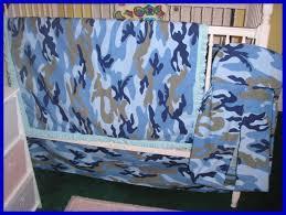 camo crib bedding set msexta