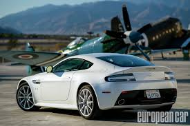 2015 Aston Martin V12 Vantage S Information And Photos Zombiedrive
