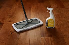 how to clean stains from laminate floors