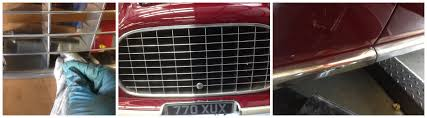 ferrari grill ferrari tipo 166 inter coupé pre show prep u2013 autoglym