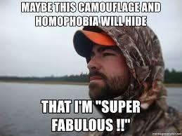 Closet Gay Meme - the closet gay redneck meme generator
