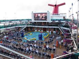 carnival paradise deck plan
