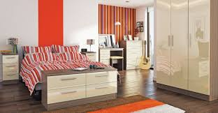 Bedroom Furniture White Gloss Knightsbridge Bedroom Furniture Black Gloss White Gloss Range
