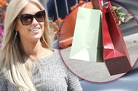 pics christina el moussa makes divorce confession before shopping