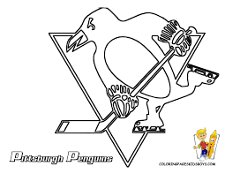 pittsburgh penguin printable picture http www printablesfree com