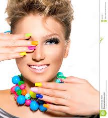 la colors nail art nails gallery