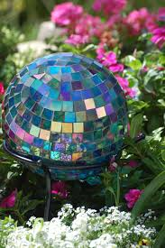Gazing Globe Stand Gazing Balls