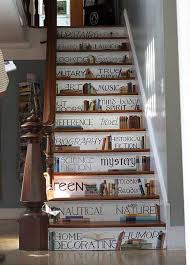 Staircase Decorating Ideas Staircase Painting Ideas Transforming Boring Wooden Stairs With