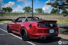 mustang shelby gt500 convertible ford mustang shelby gt500 snake convertible 2014 1 july