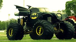 videos monster trucks monster truck batman truck monster trucks for real boys youtube