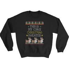 this is my corgi sweater royal family sweaters