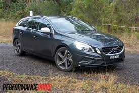 volvo v6 2012 volvo v60 t6 r design polestar review performancedrive